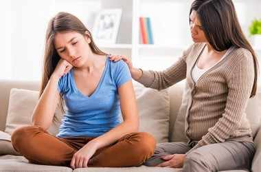 Общение с подростком в стрессовом состоянии