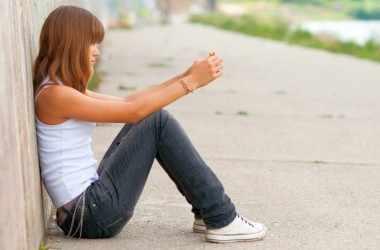 Выраженное стрессовое состояние подростков