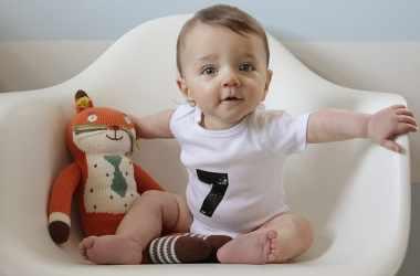 Ребенок в 7 месяцев: главные показатели