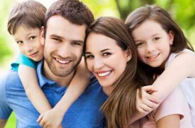 Уравновешенность ребенка зависит от атмосферы в семье