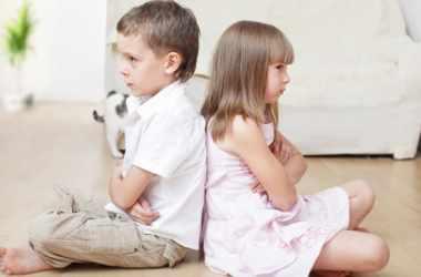 Позвольте ребенку самому улаживать конфликты