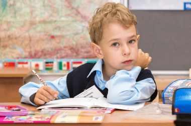 Особенности детей, страдающих от тревожности