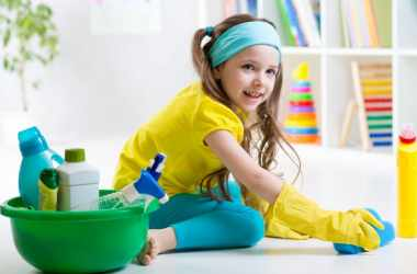 Как приучить детей к выполнению обязанностей