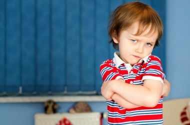 Как обсуждать с детьми их чувство гнева
