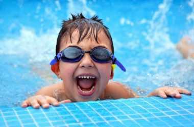 Раннее обучение плаванию: преимущества