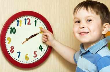 Важность распорядка дня в жизни ребенка