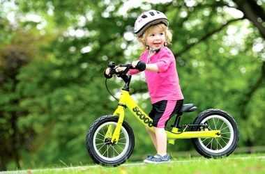 Безопасность ребенка при езде на велосипеде