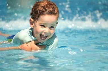 Как подготовить ребенка к плаванию
