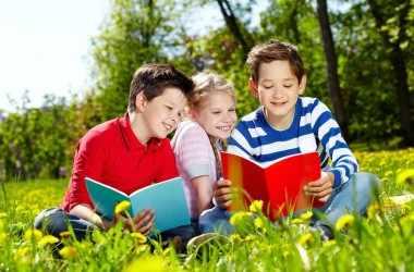 Как приобщить ребенка к увлеченному чтению