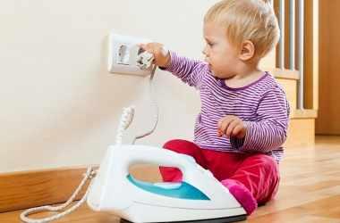 Как обезопасить дом для вашего малыша