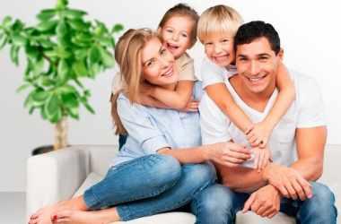 Дети учатся любви, наблюдая за родителями