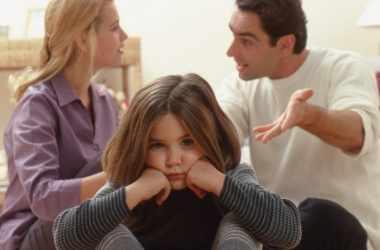 Взаимоотношения между родителями и детьми