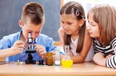 Как заинтересовать ребенка наукой