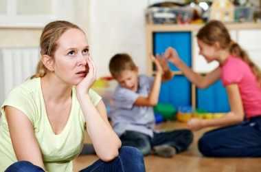 Как родителям справляться со стрессом
