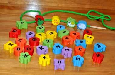 Забавные способы обучить детей буквам имени