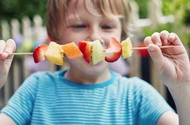 Полезные продукты для детского иммунитета