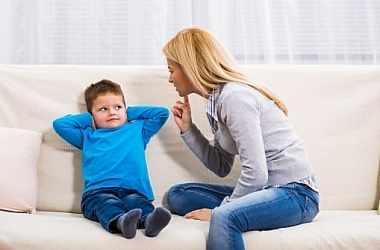 Что делать, чтобы добиться послушания детей