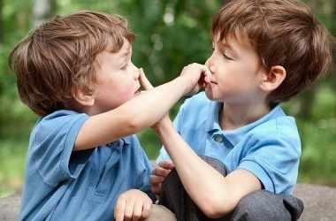 О проблемах с детским поведением