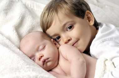 Как поддержать ребенка, когда рождается второй