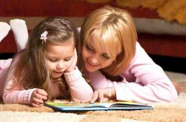 Ошибки родителей во время чтения детей