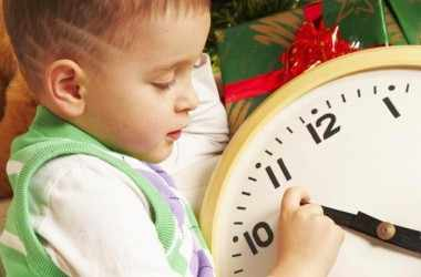 Как познакомить детей с концепцией времени
