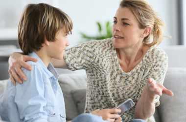 Формирование самовосприятия подростков