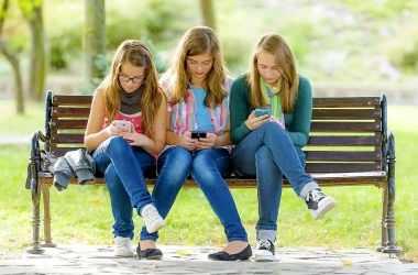 Мобильная зависимость у подростков