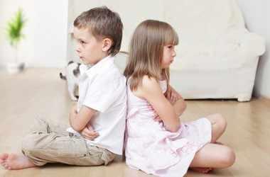 Причины конфронтации детей в семьях