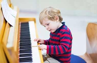 Влияние музыки на развитие мозга ребенка