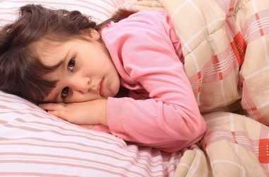 Бессонница у детей: причины и лечение