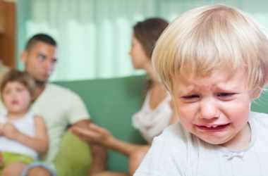 Стресс у детей: причины и симптомы