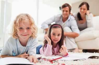 Соперничество между детьми в сводных семьях
