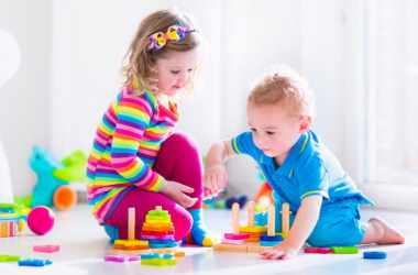 Одиннадцать видов игр для развития ребенка