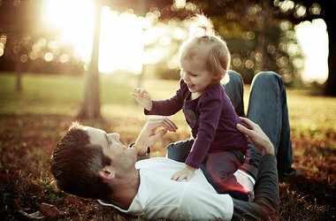 Как стать лучшим папой для ребенка