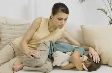 Помощь ребенку, испытывающему паническую атаку
