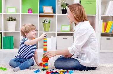 Веселые способы научить ребенка считать