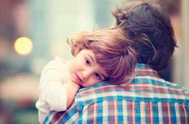 Дайте ребенку почувствовать себя любимым