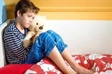 Влияние стресса на головной мозг ребенка