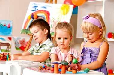 Содержание дошкольного обучения детей
