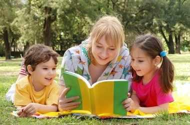 Недооцененная польза от чтения детям вслух