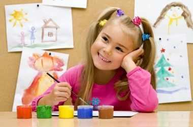 Радость спонтанного самовыражения ребенка