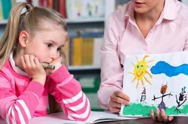 Как интерпретировать рисунки детей