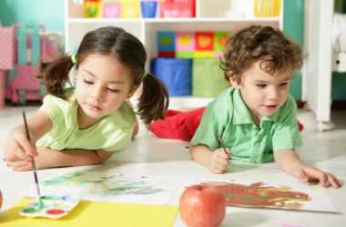 Как рисование влияет на развитие детей