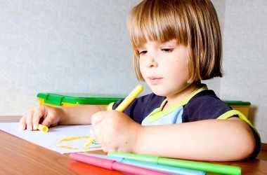 Ребенок-левша: особенности развития